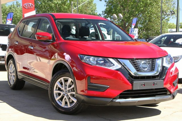 Used Nissan X-Trail T32 Series II ST X-tronic 2WD Toowoomba, 2019 Nissan X-Trail T32 Series II ST X-tronic 2WD Red 7 Speed Constant Variable Wagon