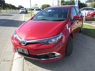 2015 Toyota Corolla ZRE182R MY15 Ascent Sport Red 7 Speed CVT Auto Sequential Hatchback.