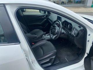 2014 Mazda 3 BM5478 Touring SKYACTIV-Drive Snowflake White Pearl 6 Speed Sports Automatic Hatchback