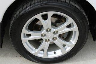 2013 Mitsubishi Outlander ZJ MY13 Aspire 4WD White 6 Speed Sports Automatic Wagon