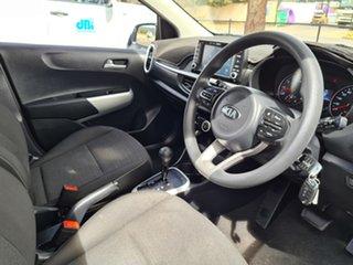 2019 Kia Picanto JA MY19 S Silver 4 Speed Automatic Hatchback