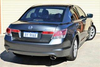 2010 Honda Accord 8th Gen MY10 VTi Grey 5 Speed Sports Automatic Sedan