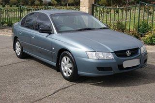 2006 Holden Commodore VZ Executive Blue 4 Speed Automatic Sedan.