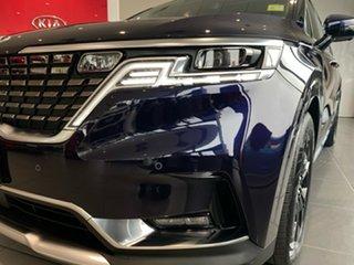 2020 Kia Carnival KA4 MY21 Platinum Deep Chroma Blue 8 Speed Sports Automatic Wagon.