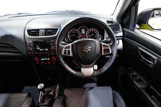 2013 Suzuki Swift FZ Sport Yellow 6 Speed Manual Hatchback