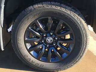 2019 Holden Colorado RG MY20 Z71 Pickup Crew Cab Black 6 Speed Sports Automatic Utility.