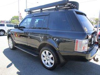 2008 Land Rover Range Rover Vogue L322 08MY TDV8 Luxury Black 6 Speed Sports Automatic Wagon.
