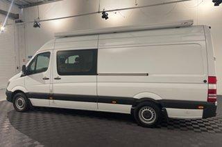2015 Mercedes-Benz Sprinter NCV3 313CDI High Roof LWB 7G-Tronic White 7 speed Automatic Van