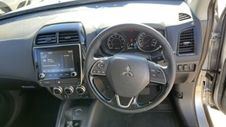 2021 Mitsubishi ASX XD MY21 ES-L 2WD Sterling Silver 1 Speed Constant Variable Wagon