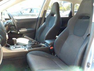 2010 Subaru Impreza G3 MY10 RS AWD Blue 4 Speed Sports Automatic Hatchback