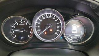 2017 Mazda 6 6C MY17 (gl) Sport Blue 6 Speed Automatic Wagon.