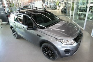 2018 Land Rover Discovery Sport L550 18MY SE Grey 9 Speed Sports Automatic Wagon