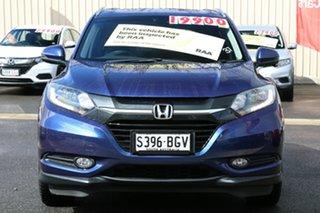 2015 Honda HR-V MY15 VTi-S Morpho Blue 1 Speed Constant Variable Hatchback