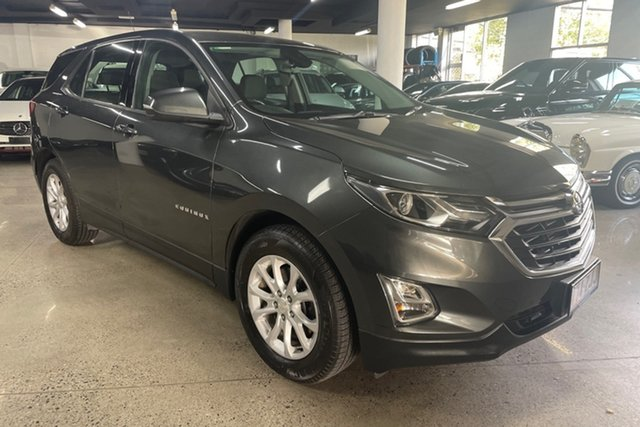 Used Holden Equinox EQ MY18 LS FWD Albion, 2018 Holden Equinox EQ MY18 LS FWD Grey 6 Speed Sports Automatic Wagon