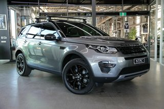 2018 Land Rover Discovery Sport L550 18MY SE Grey 9 Speed Sports Automatic Wagon.