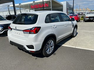 2021 Mitsubishi ASX XD MY21 ES 2WD W13 1 Speed Constant Variable Wagon