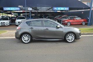 2012 Mazda 3 BL 11 Upgrade SP25 Grey 5 Speed Automatic Hatchback.