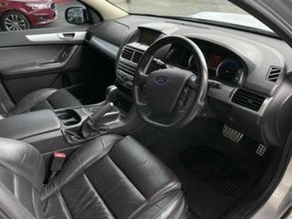 2008 Ford Falcon FG XR8 Silver 6 Speed Auto Seq Sportshift Sedan
