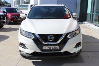 2021 Nissan Qashqai J11 Series 3 ST-L Ivory Pearl 6 Speed Automatic SUV.