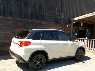 2017 Suzuki Grand Vitara JB Navigator 2WD Beige 4 Speed Automatic Wagon
