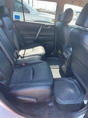 2009 Toyota Kluger GSU45R KX-S (4x4) 5 Speed Automatic Wagon