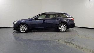 2017 Mazda 6 6C MY17 (gl) Sport Blue 6 Speed Automatic Wagon