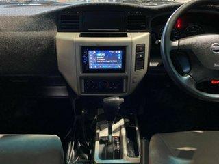 2005 Nissan Patrol GU IV MY05 DX White 4 Speed Automatic Wagon