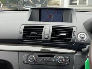 2013 BMW 1 Series E88 LCI MY1112 118d Steptronic White 6 Speed Sports Automatic Convertible