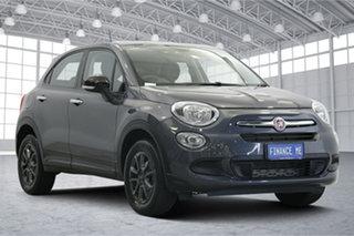 2016 Fiat 500X 334 Pop DDCT Grey 6 Speed Sports Automatic Dual Clutch Wagon.