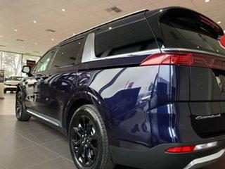 2020 Kia Carnival KA4 MY21 Platinum Deep Chroma Blue 8 Speed Sports Automatic Wagon