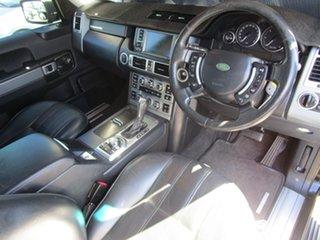 2008 Land Rover Range Rover Vogue L322 08MY TDV8 Luxury Black 6 Speed Sports Automatic Wagon