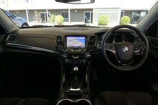 2016 Holden Commodore VF II MY16 SV6 Sportwagon Silver 6 Speed Sports Automatic Wagon