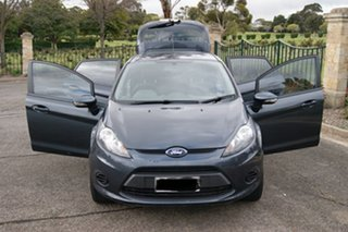 2012 Ford Fiesta WT CL Grey 6 Speed Automatic Hatchback