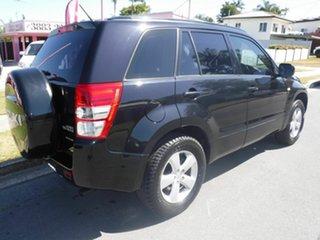 2010 Suzuki Grand Vitara JB Urban Black 5 Speed Automatic Wagon.