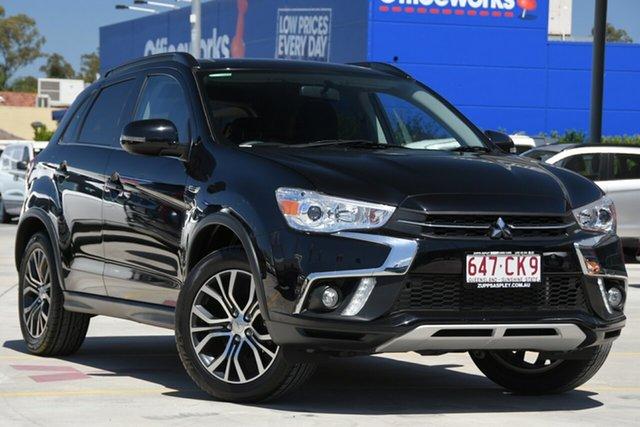 Used Mitsubishi ASX XC MY17 LS 2WD Aspley, 2017 Mitsubishi ASX XC MY17 LS 2WD Black 6 Speed Constant Variable Wagon