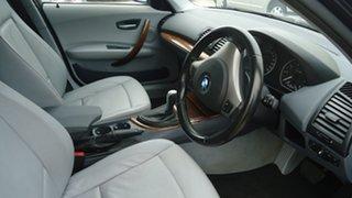 2006 BMW 118i E87 118i Blue 6 Speed Automatic Hatchback