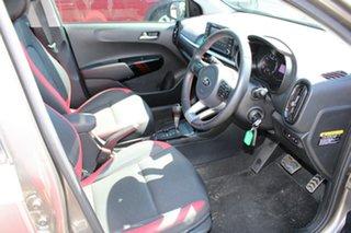 2017 Kia Picanto JA MY18 AO Edition Billet Silver 4 Speed Automatic Hatchback