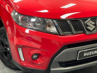 2016 Suzuki Vitara LY S Turbo 4WD Red/Black Roof 6 Speed Sports Automatic Wagon.