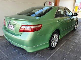 2007 Toyota Camry ACV40R Sportivo Green 5 Speed Automatic Sedan