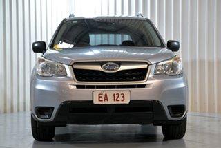 2013 Subaru Forester S4 MY13 2.0i AWD Silver 6 Speed Manual Wagon