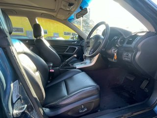 2004 Subaru Outback B4A MY04 AWD Blue 4 Speed Sports Automatic Wagon.