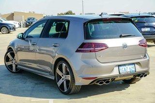 2016 Volkswagen Golf VII MY17 R DSG 4MOTION Grey 6 Speed Sports Automatic Dual Clutch Hatchback.