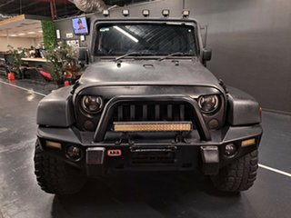 2008 Jeep Wrangler JK Unlimited Rubicon 4 Speed Automatic Softtop