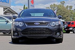 2012 Ford Falcon FG MkII XR6 Grey 6 Speed Sports Automatic Sedan.