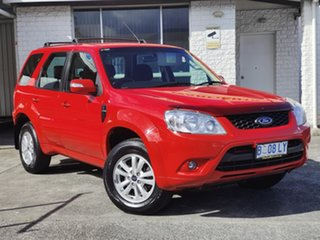 2010 Ford Escape ZD Red 4 Speed Automatic SUV.