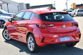 2018 Holden Astra BK MY18.5 RS Red 6 Speed Sports Automatic Hatchback.