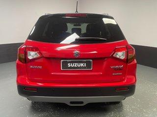 2016 Suzuki Vitara LY S Turbo 4WD Red/Black Roof 6 Speed Sports Automatic Wagon
