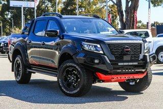 2021 Nissan Navara D23 MY21 Pro-4X Warrior Black Star 7 Speed Sports Automatic Utility.