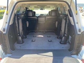 2012 Toyota Landcruiser VDJ200R MY12 Sahara White/080213 6 Speed Sports Automatic Wagon