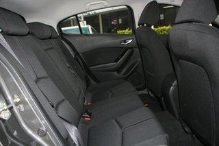 2017 Mazda 3 BN5478 Maxx SKYACTIV-Drive Machine Grey 6 Speed Sports Automatic Hatchback